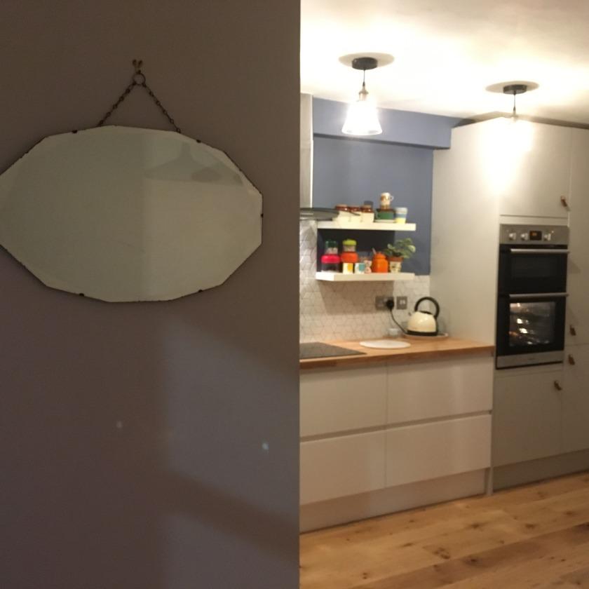 Mid century Modern kitchen refurb_London refurbishment_Nesting Properties
